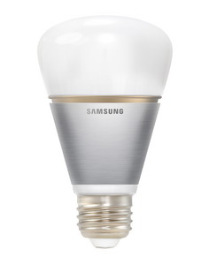 SAMSUNG CCT tunable smart bulb