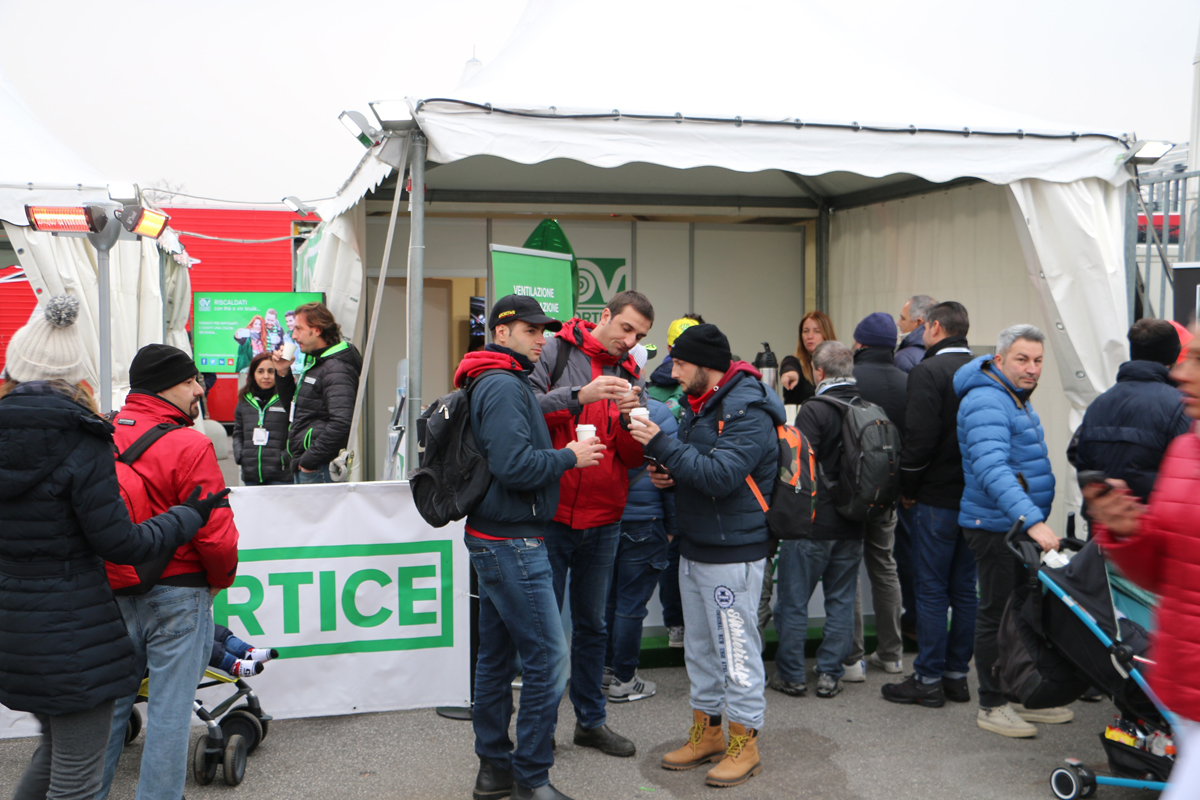 MONZA RALLY SHOW - Stand Vortice