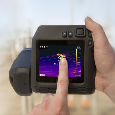 FLIR 1_Touch LevelSpan